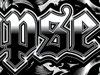 Blackletter Typography Fun