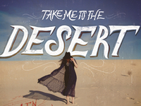 take me to the desert - cover
