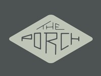 The Porch - Identity WIP