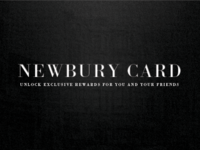 The Newbury Card