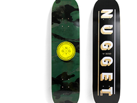 NUGGET Skate Decks 2013