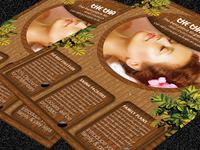Spa & Sauna Flyers Vol-2