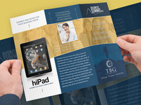 Pro Business Trifold Brochure