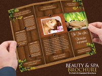 Beauty & Spa Brochure
