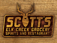 Scotts Elk Creek Grocery Logo