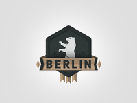 Berlin Badge