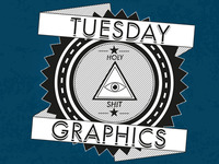 Official Tuesday Graphics Logo