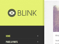 Blink - WordPress Theme for Genesis and Thesis