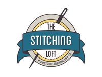 The Stitching Loft: Logo