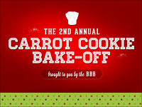 Cookie Bake-Off Invitation