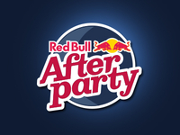 Logo Concept for Redbull Afterparty