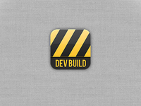 Dev Build Icon