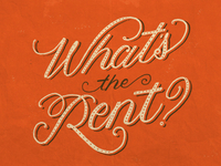What's the Rent? S01•E03