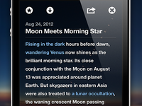 APOD app for iPhone