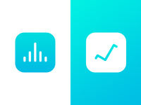 iOS 7 Analytics Icon