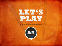 Let's Play! Dribbble Debut
