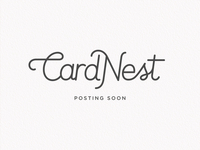 Card Nest Logotype