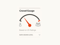 Crowd Gauge - New Web Project