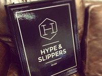 Hype Pub Sign