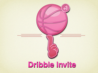 1 Dribble Invite left !!!