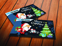 Christmas Card for WCI Fleet Services