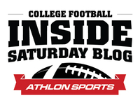 Inside Saturday College Football Blog Identity