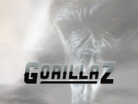 Gorillaz Logo - Type Treatment