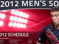 Stanford Men's Soccer Team Poster