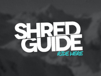 Shred Guide Logo