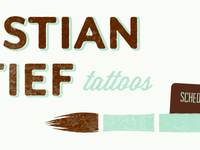 Logo for Tattoo Artist