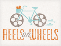 Reels on Wheels Logo