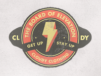 The Board of Elevation | Cloudy Clothing