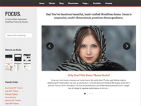 My Latest WordPress Theme