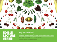 Edible Lecture Series