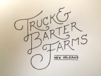 Truck & Barter Farms
