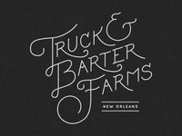 Truck & Barter Farms again...
