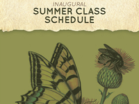 ASDM Art Institute Summer Classes Schedule