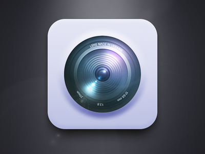 Download Camera (Free PSD)