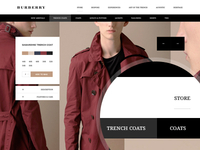 Burberry - Shop