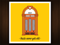 Music never gets old (Jukebox)