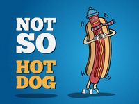 Not so hot dog 2