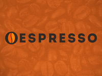 Espresso recipe book logo