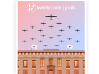 Twenty one pilots poster contest 2