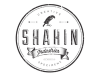 Shahin Industries Badge
