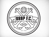 BSSP Football Club insignia