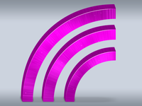 Freewave Android App Icon