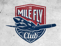 Mile Fly Club Emblem