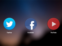 Social Icons Updated