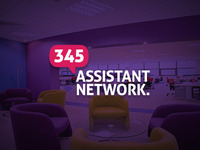 345 Assistant Network Logo
