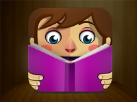 iPhone Book Kids Icon